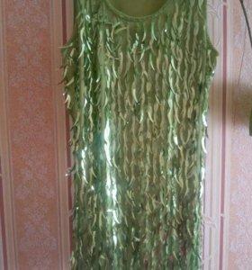 Платье нарядное. Очень красивое