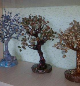 Деревья из камня