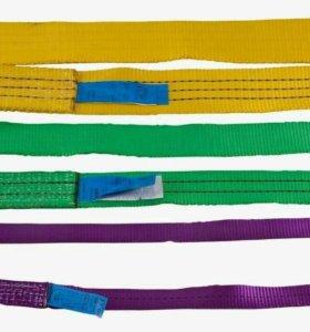 Стропы  текстильные кольцевые
