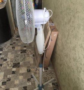 Вентилятор напольный Skarlett