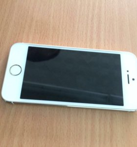 iPhone 5s gold на 16 Гб