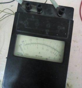 Мегаометр