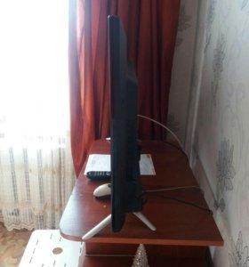 """Продам LED-телевизор DEXP F40B7000C черный 40"""" (10"""