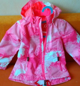 Новая Куртка reima 98, 110, 116, 134