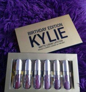 Жидкая матовая помада Kylie
