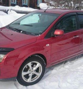 Форд фокус 2008 г.
