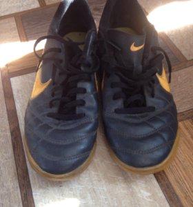 Мини-Футбольные Nike Tiempo. Состояние 4