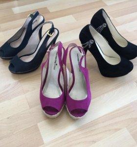 Туфли, босоножки 38 размер