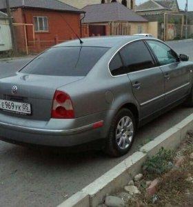 Автомобиль Фольцваген б5+