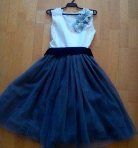 Платье бу 146 рост