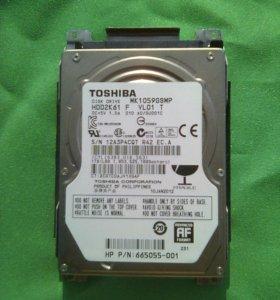 Жёсткий диск TOSHIBA MK1059GSMP