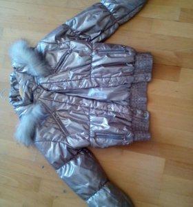 Куртка 134-140 рост бк