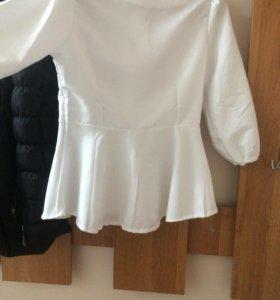 Новая Рубашка-блузка