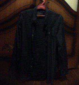 Рубашки мужские 48-50
