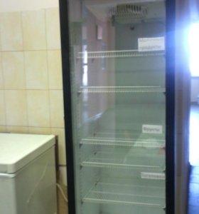 Холодильный шкаф Капри б/у