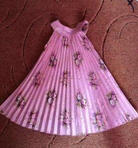 Платье- гармошка