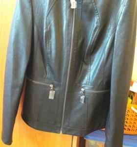 Куртка женская экокожа новая