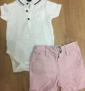 Боди и шорты