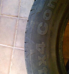 continental 4x4 contact 235/55 r17 m+s 99v