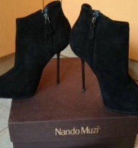Ботильоны Nando Muzi