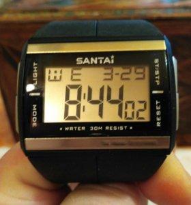 Новые, наручные часы SANTAi