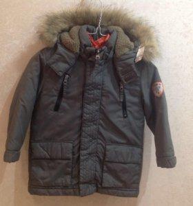 Утепленная куртка C&A