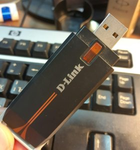 D-Link Wireless G DWA-110 USB Adapter