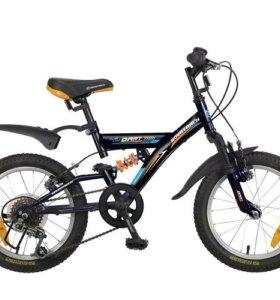 Детский велосипед 5 скоростей.Новинка 2017года.