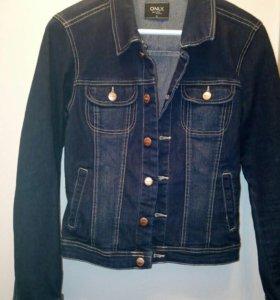 Куртка джинсовая 44р