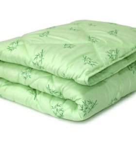 Новое одеяло бамбук 200 на 220 см