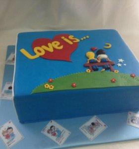 Торт лавис