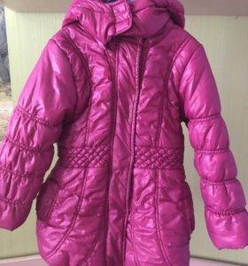 Продам куртку весна- осень на девочку