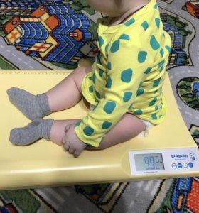 Цифровые детские весы