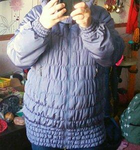 Куртка для беременных размер 50-54