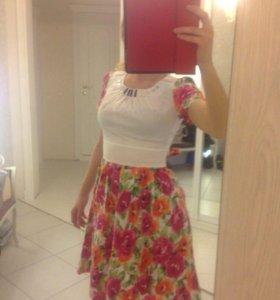 Платье новое р 40-42
