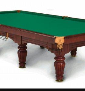 Бильярдный стол на камне б/у, 10ф