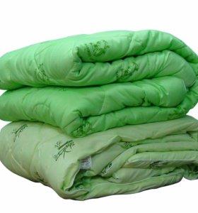 Летнее одеяло бамбуковое 140х205