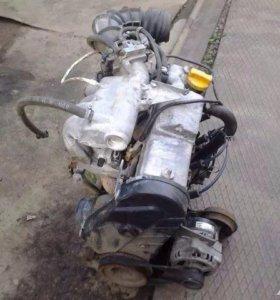 Двигатель Инжектор 8 клапанов ВАЗ