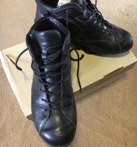 Ботинки Ecco GORETEX 38 размер