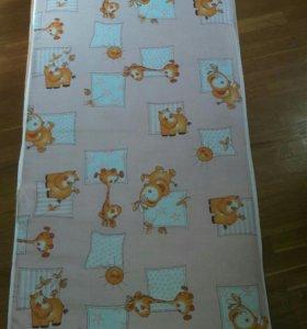 Матрас для детской кроватки