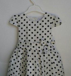 Нарядное платье (86-92)