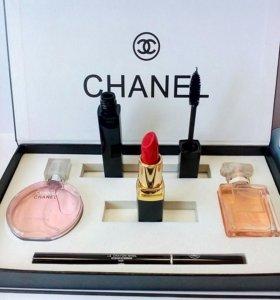 Подарочный набор Chanel 5 в 1