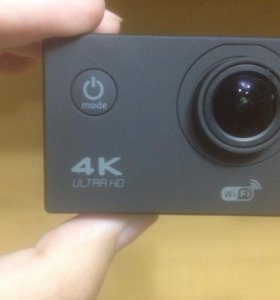 Экшн камера  , прототип Go Pro Hero 4 .
