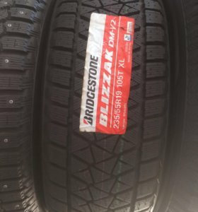 Шины зимние 235/55 R19 Bridgestone BLIZZAK DM-V2