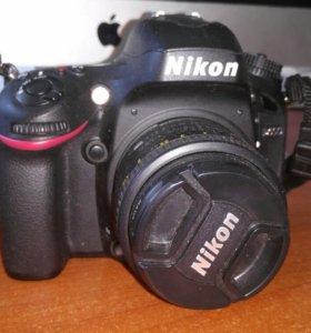зеркальный фотоаппарат nikon d600