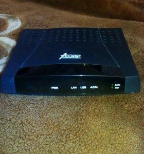 ADSL модем Acorp.