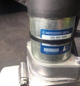 Механизм электро багажника мерседес w220/215