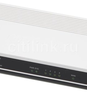 Dsl router TP-link TL-R460