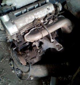 Двигатель. H 20 A.    Сузуки Эскудо. 2-х литровый