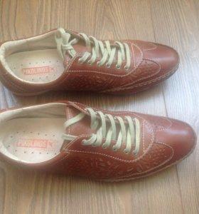 Обувь Пиколинос 38р ручн раб Кожа Испания